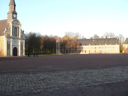 Place Arme Citadelle Arras