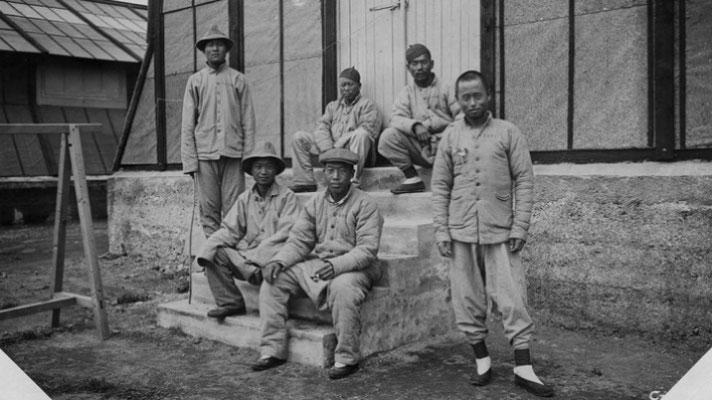 中国劳工旅