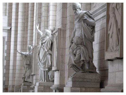 Sculpture Cathédrale
