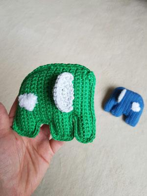 Knister-Elefant