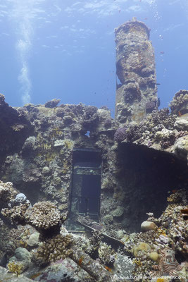 Chrisoula K - Abu Nuhas - Red Sea / Auqarius Diving Club