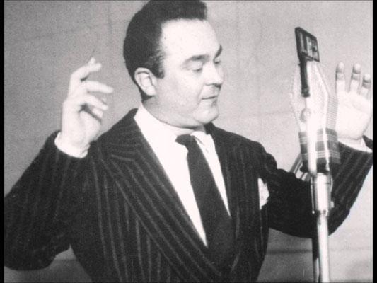Alberto Castillo, Cantore.
