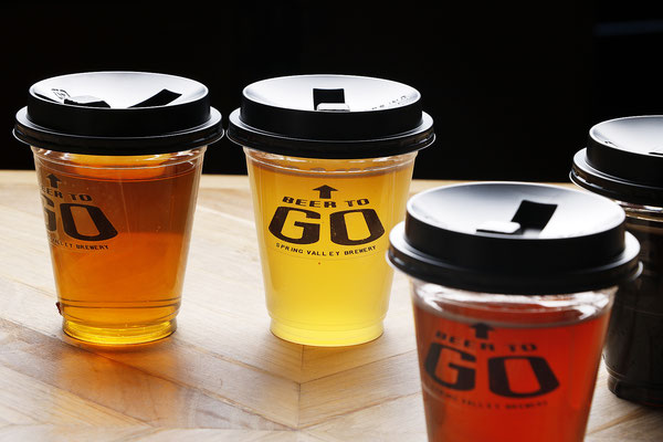beer to go by spring valley brewery svb projects