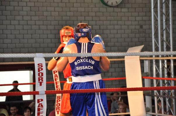 Aarau 09.04.2011 Kadri gegen Meier