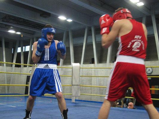 Boxmeeting Basel vom 15.04.2012 Kadri gegen Özer