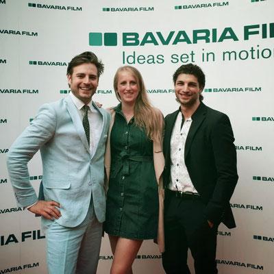 Bavaria Empfang
