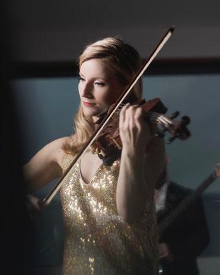 Anja Ruf (Geige)