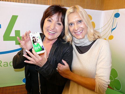 """""""Ute Freudenberg zu Gast bei hr4 bei Kathrin Schirmer 8.10.2015"""""""