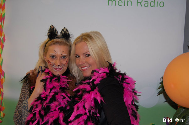 Kathrin & Britta Wiegand hr4 17.02.2015
