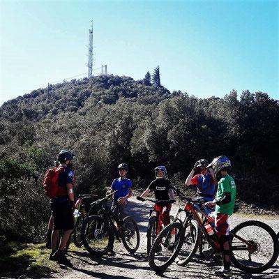 Session Enduro - montagnes du Caroux