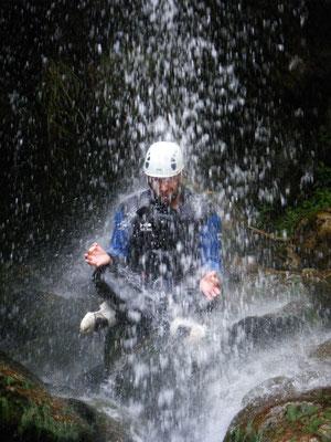 canyon de l'albès- hérault