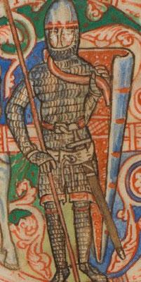 1150-1175 ; ULB Düsseldorf ; MS-A-2 Biblia Sacra f151v