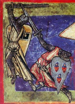 1200 ; MAK ; MS 3984 Speculum Virginium f?
