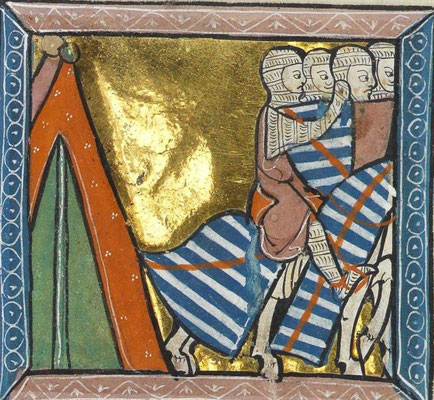 BNF Fr 770 - f.186r - France - 1280-1290