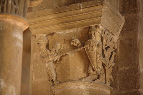 XIe s. ; Abbatiale de Conques