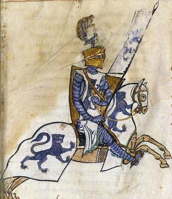 1230-1240 ; BNF ; Latin10136 f141 ; Lazzarino Gherardini Giandone