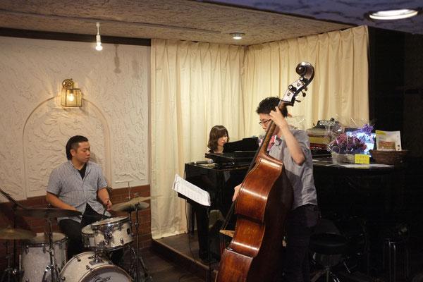 2015.9.19 鈴木秀和&市川いづみ Piano Trio