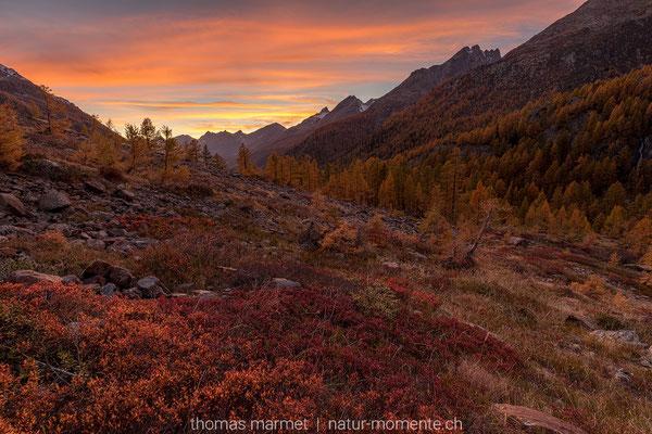 Herbst im Lötschental