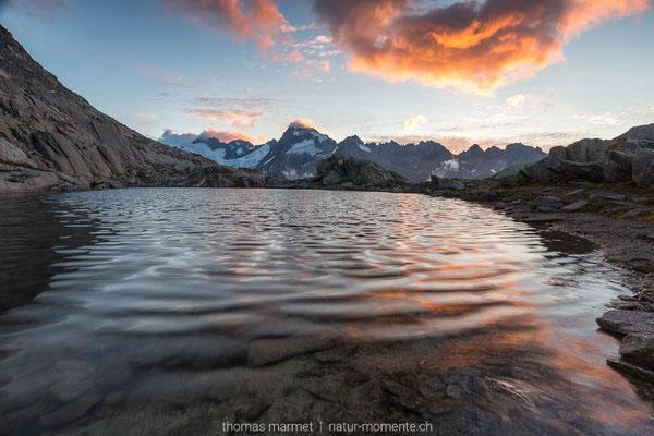 Bergsee Grimselgebiet
