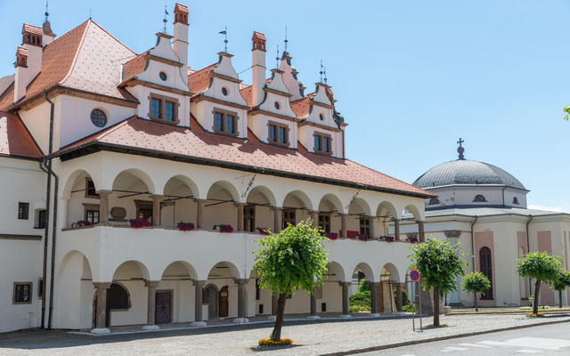 Levoca, ein Handelsknoten schon im frühen Mittelalter