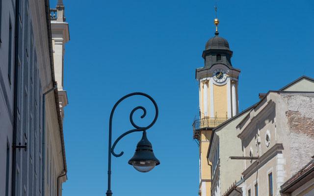 Banska Bystrica (und die folgenden Bilder)