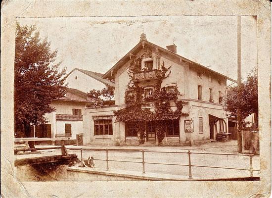 4. Kögelspergerhaus 1900-1910