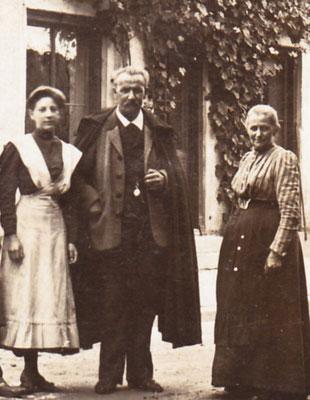 6, Familie Kögelsperger 1910