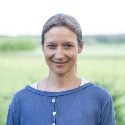 Kristin Kegel, Physiotherapeutin