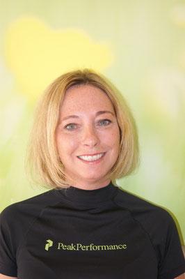 Simone Bastian, Physiotherapeutin