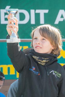 Bravo Malo pour ton podium!
