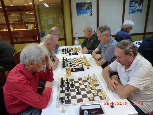 Schnellschachmeisterschaft 2019