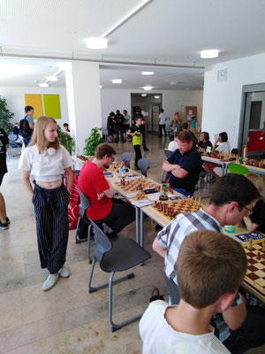 DWZ-Pokalturniere Bechhofen & Kelheim