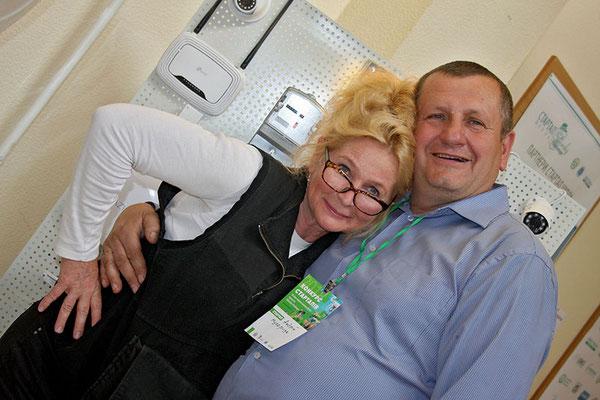 Таня Кресан и Андрей Мулярчук