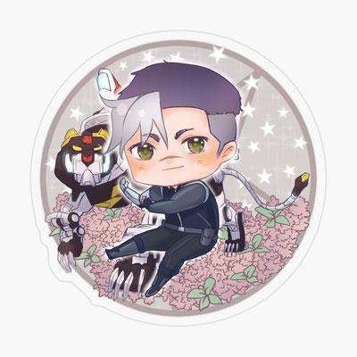 Voltron: Shiro