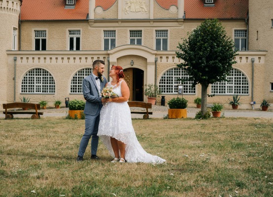 Hochzeit Schloss Stolpe