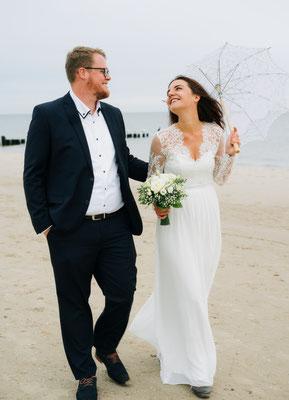 Hochzeit Usedom