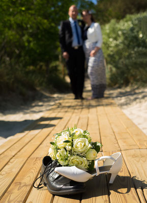 Hochzeit auf Usedom