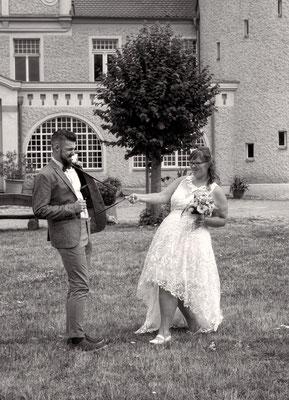 Hochzeit Stolpe auf Usedom