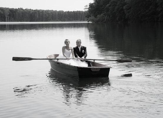 Hochzeit am Wolgastsee