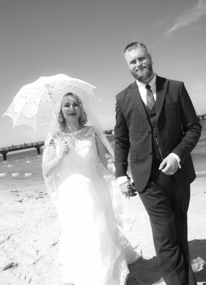 #Hochzeit auf Usedom