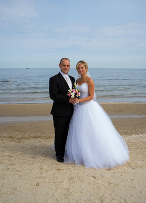 #Hochzeitsfotograf Insel Usedom