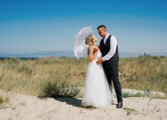 Hochzeitauf Usedom