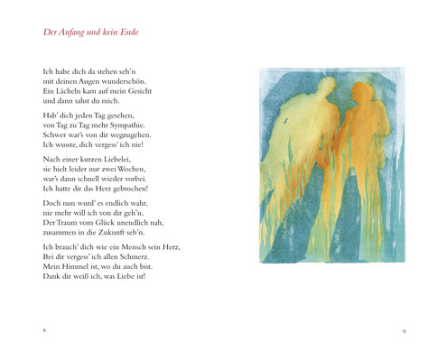 Gedichte leidenschaft sehnsucht