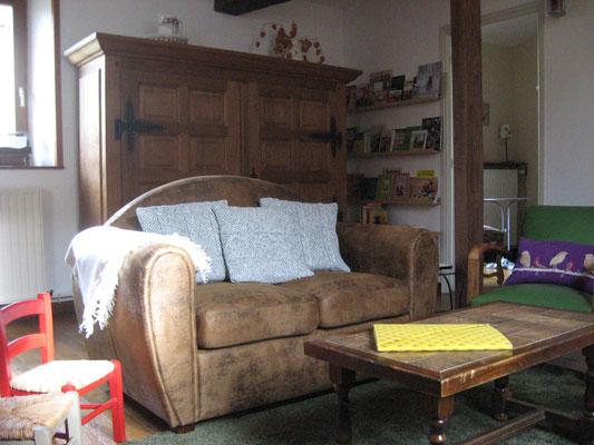 ©Sellen. Canapé ou petites chaises, le confort pour tous !