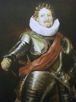 Malerei auf Keilrahmen, ca. 120 x  90 cm