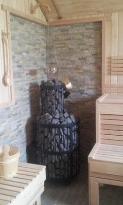 Harvia Holz-Saunaofen