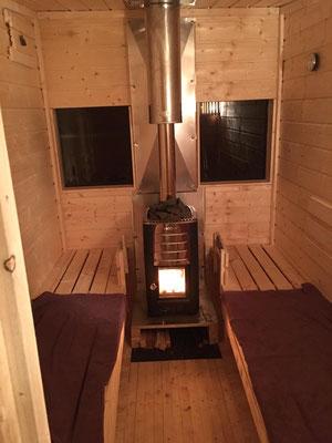 Harvia Holz-Saunaofen M3