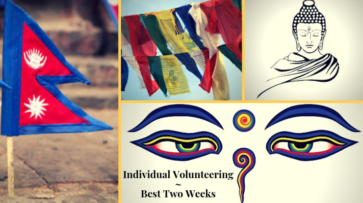Individual Volunteering ~ Best Two Weeks