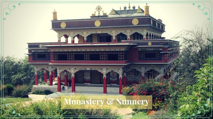 Monastery & Nunnery