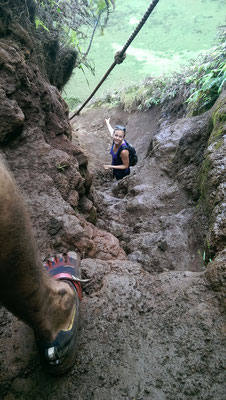 Hike 2: Julius Tretern hinterher